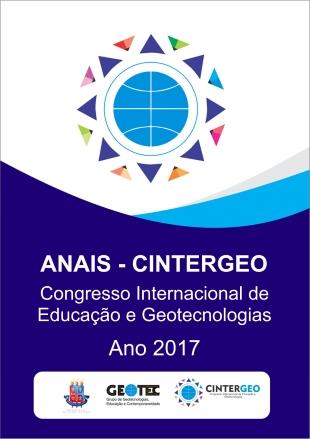 Capa CINTERGEO - 2017
